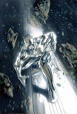 srebrni letač