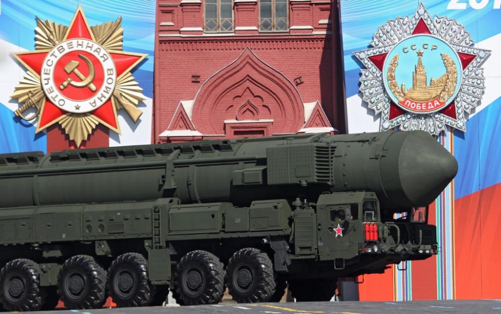 lanser raketa na crvenom trgu