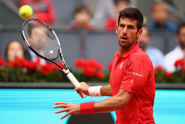 nole madrid forhend