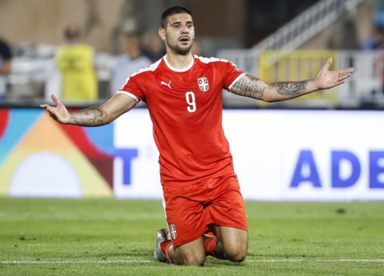zreb grupa za evropsko prvenstvo 2020 aleksandar mitrovic srbija