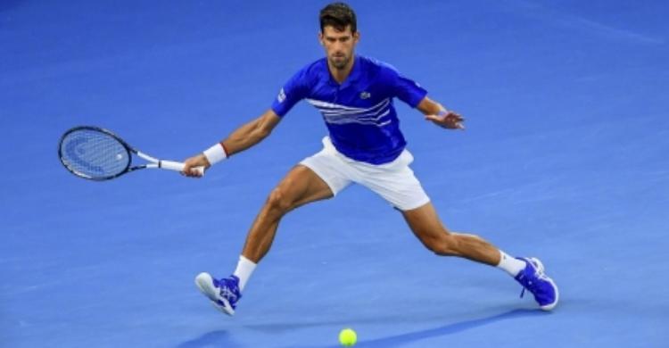 australijen open aus open ozi open otvoreno prvenstvo australije melburn 2019 novak dhokovic luka puj 3-0 polufinale