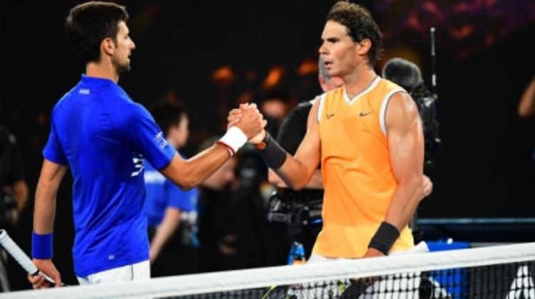 australijen open otvoreno prvenstvo australije u tenisu melburn 2019 novak djokovic rafael nadal 3-0 rekordna sedma titula za novaka