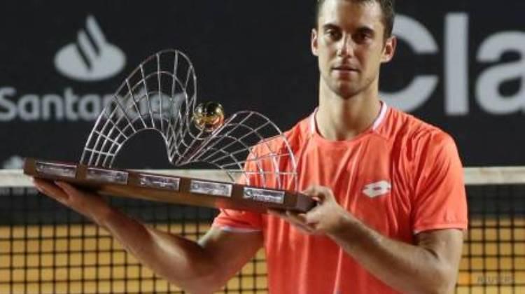 ATP 500 teniski turnir Rio de Žaneiro Brazil šljaka 2019 Laslo Djere Feliks Ože-Alijasim Dominik Tim finale 2-0