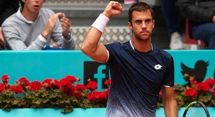 ATP Masters 1000 turnir Madrid Španija 2019 šljaka Kaha Mahika magična kutija Laslo Djere Dusan Lajovic 2-0 Laslo Djere Huan Martin del Potro 2-1 Laslo Djere Marin Cilic 1-2