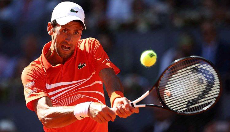 Novak Đoković Dominik Tim 2-0 polufinale ATP Masters 1000 turnira