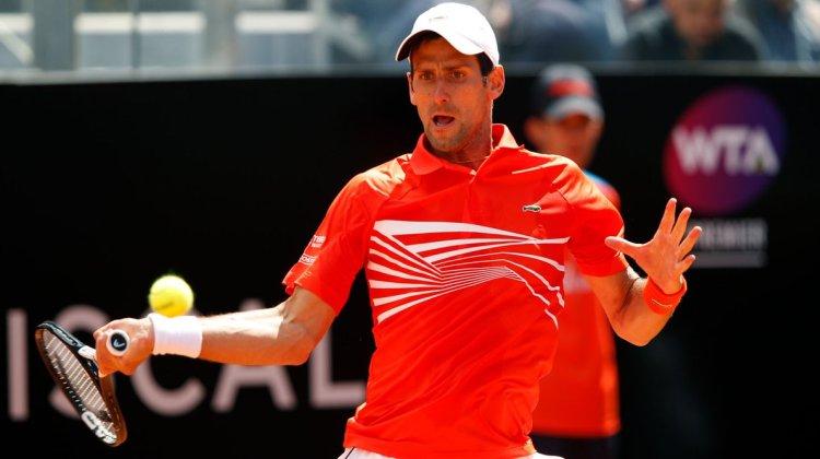 otvoreno prvenstvo francuske u tenisu rolan garos 2019 sljaka drugi gren slem turnir sezone novak djokovic hubert hurkac 3-0 u setovima prvo kolo