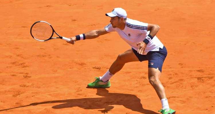 otvoreno prvenstvo francuske u tenisu rolan garos 2019 sljaka drugi gren slem turnir sezone dusan lajovic tijago monteiro 3-0 u setovima prvo kolo