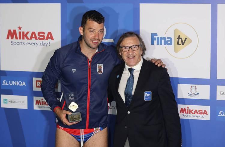 finale svetske lige vaterpolo beograd 2019 srbija hrvatska 12-11 filip filipovic mvp finalne utakmice i celog zavrsnog turnira