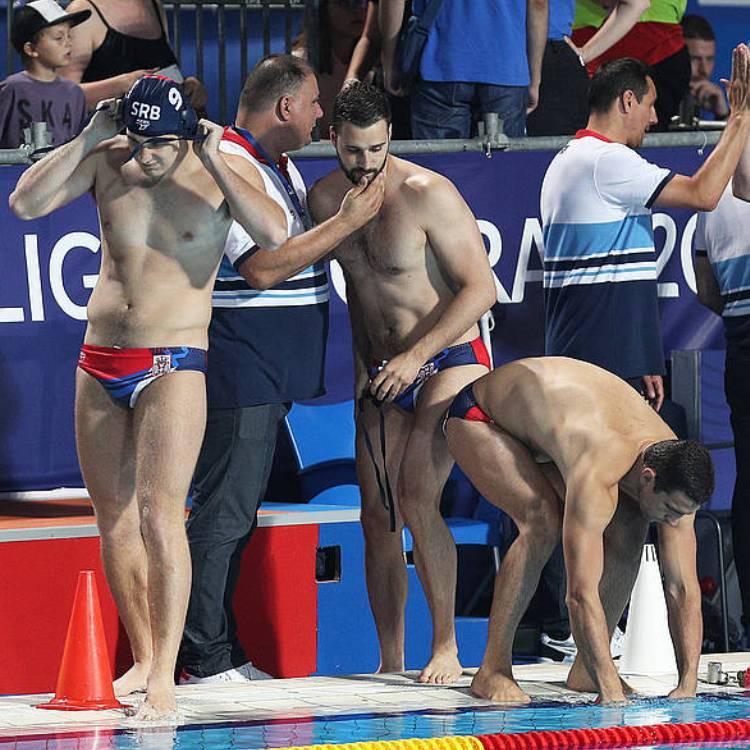 finale svetske lige vaterpolo beograd 2019 srbija hrvatska 12-11 selektor dejan savic