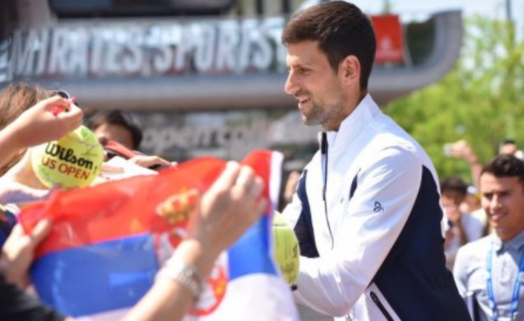 us open 2019 novak djokovic branilac titule otvoreno prvenstvo amerike u tenisu rodzer federer rafael nadal