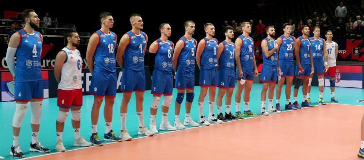 srbija ukrajina 3-2 cetvrtfinale evropskog prvenstva za odbojkase 2019 domacini francuska slovenija belgija i holandija