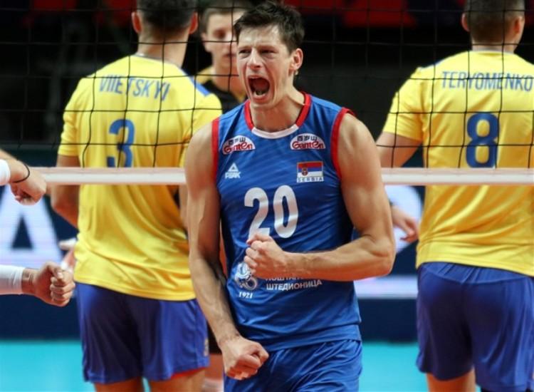 srbija ukrajina 3-2 cetvrtfinale evropskog prvenstva za odbojkase 2019 domacini francuska slovenija belgija i holandija srednji bloker srecko lisinac