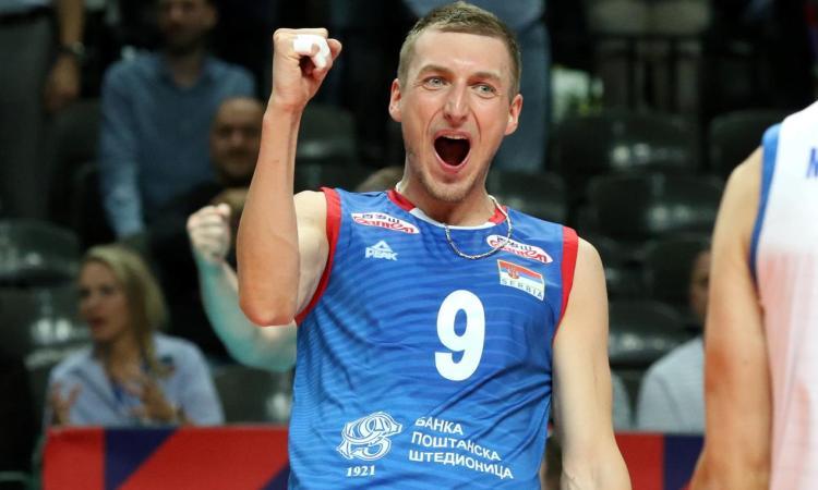 srbija ukrajina 3-2 cetvrtfinale evropskog prvenstva za odbojkase 2019 domacini francuska slovenija belgija i holandija tehnicar nikola jovovic