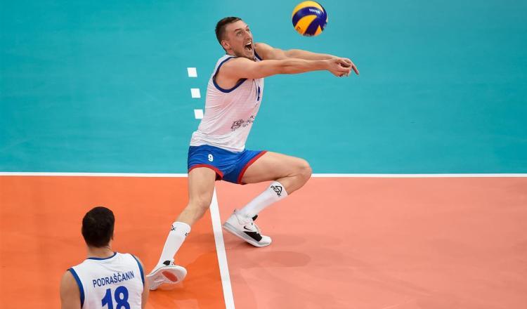 srbija francuska 3-2 polufinale evropskog prvenstva za odbojkase finale sa slovencima tehnicar nikola jovovic