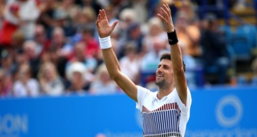 ATP 250 TURNIR U ISTBORNU: Novak u finalu, siguran trijumf protiv Medvedeva
