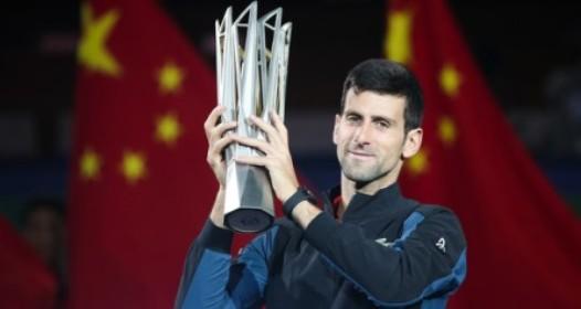 ZAVRŠEN ATP MASTERS 1000 TURNIR U ŠANGAJU 2018: Novak ponovo kineski car, rutinska pobeda protiv Ćorića u finalu
