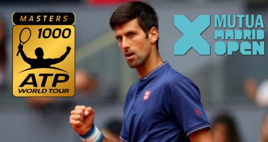 ATP MASTERS 1000 TURNIR U MADRIDU: Novak pobedio Almagra posle velike drame