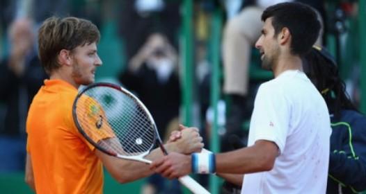 ATP MASTERS 1000 TURNIR MONTE KARLO 2017: Novak poražen od Gofana, Nadalu otvoren put do rekorda