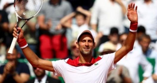 ATP MASTERS 1000 MONTE KARLO: Novak podsetio na stare dane, bolji od Ćorića posle velike borbe