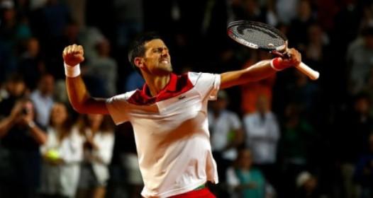 ATP MASTERS 1000 TURNIR U RIMU 2018: Najzad uspeh Novaka, pobeda nad Nišikorijem za polufinale sa Nadalom