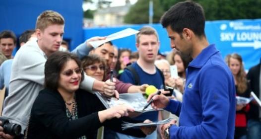 ATP TURNIRI U ISTBORNU I ANTALIJI: Dobra igra Novaka, rutinska pobeda protiv Pospišila