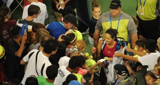 WTA SINSINATI: Veliki podvig Ane Ivanović, pobeda nad Marijom Šarapovom posle spasene dve meč lopte