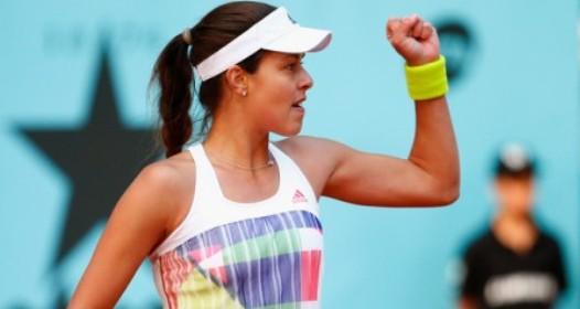 POČEO ATP/WTA MASTERS U MADRIDU: Ana Ivanović pobedila na startu, novi kiks Jelene
