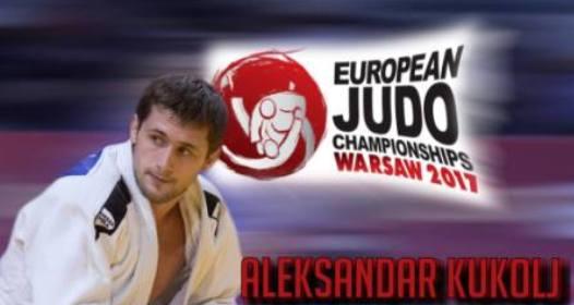 EVROPSKO PRVENSTVO U DŽUDOU 2017 VARŠAVA: Aleksandar Kukolj osvojio prvo zlato za Srbiju