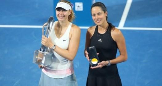 FINALE  ATP/WTA TURNIRA U BRIZBEJNU: Ana i Miloš bez trofeja, Federer do još jednog jubileja