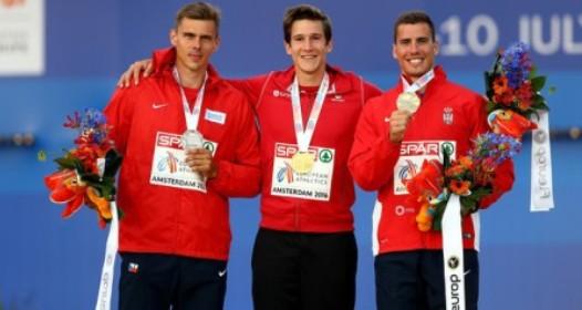 ŠAMPIONAT EVROPE U ATLETICI, AMSTERDAM: Fantastičan uspeh Dudaša, bronza u desetoboju