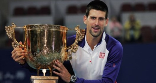 ATP 500 PEKING: Novak i dalje neprikosnoveni kineski car, Berdih umalo prešao na biciklizam
