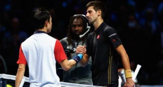 ATP ZAVRŠNI MASTERS U LONDONU: Novak u finalu, dostojan otpor Nišikorija teniskom kralju