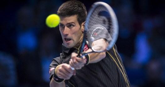 ATP FINALE U LONDONU: Dominacija Novaka Đokovića, Marin Čilić uzeo svega dva gema