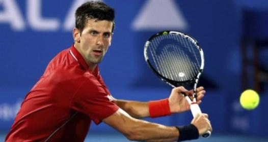 EGZIBICIONI TENISKI TURNIR MUBADALA OPEN ABU DABI: Novak predao finale Mariju zbog bolesti