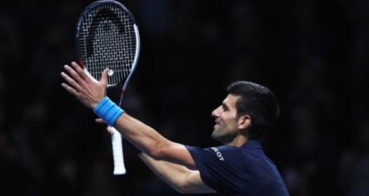 ATP ŠAMPIONAT U LONDONU: Đoković bez problema protiv Gofana, u polufinalu protiv Nišikorija