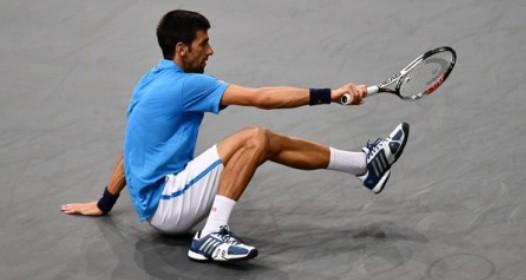 ATP MASTERS 1000 TURNIR U PARIZU: Novak jači od Dimitrova i povrede, u četvrtfinalu protiv Čilića
