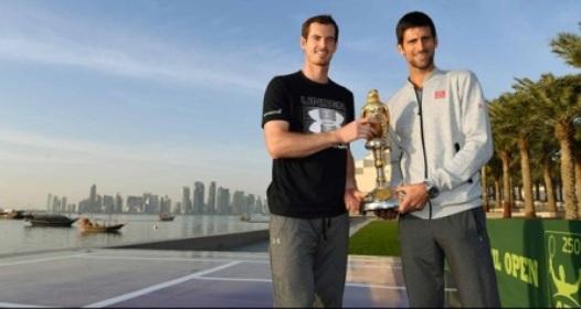 ATP 250 DOHA: Novak kao feniks, spasao pet meč lopti protiv Verdaska i izborio finale sa Marijem