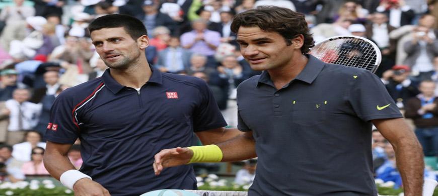 ATP Dubai polufinale: Preokret Federera protiv Novaka