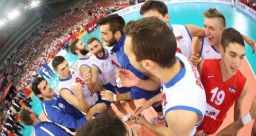 SVETSKO PRVENSTVO U ODBOJCI POLJSKA 2014: Srbija bolja od