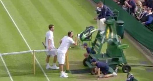 VIMBLDON - ČETVRTI DAN: Užasan dan za naše tenisere, ispali Viktor, Jelena i Aleksandra
