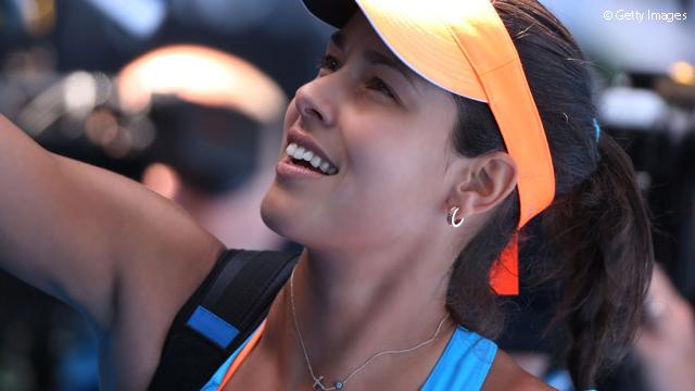 Anin povratak u vrh svetskog tenisa