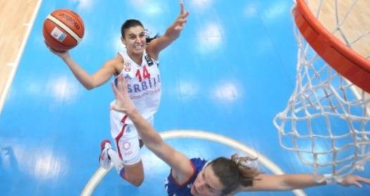 IZBOR NAJBOLJIH SAJTA EUROBASKET: Ana Dabović najbolja košarkašica Evrope