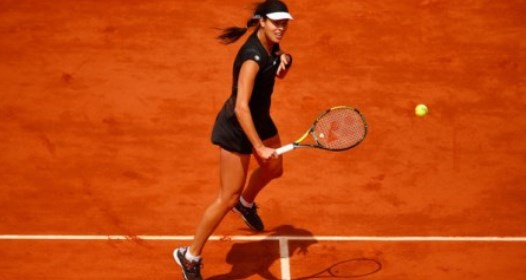 ROLAN GAROS - DESETI DAN: Ana Ivanović lako do polufinala, ispali Rodžer Federer i Kei Nišikori