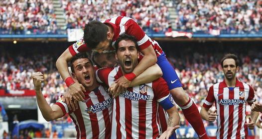 ŠPANSKA PRIMERA: Titula za Atletiko Madrid