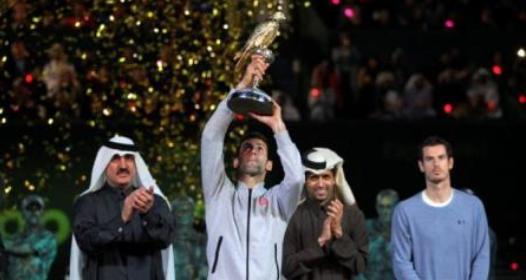 ZAVRŠEN ATP 250 TURNIR U DOHI: Novak odbranio titulu posle maratonskog okršaja s Marijem