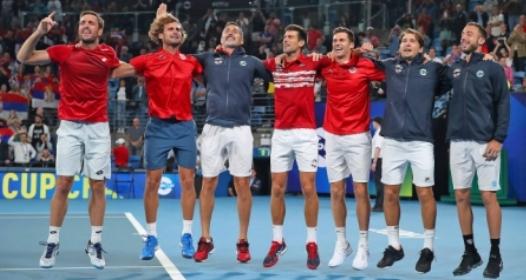 ZAVRŠEN TENISKI ATP KUP 2020 AUSTRALIJA: Srbija šampion, Španija pala u finalu, Novak nadigrao Nadala