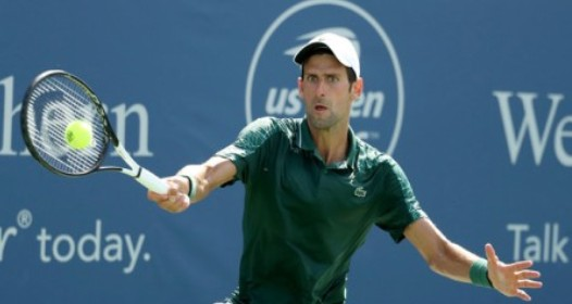 ATP MASTERS 1000 TURNIR SINSINATI 2018: Novak u finalu protiv Federera, najteži mogući put do Zlatnog mastersa
