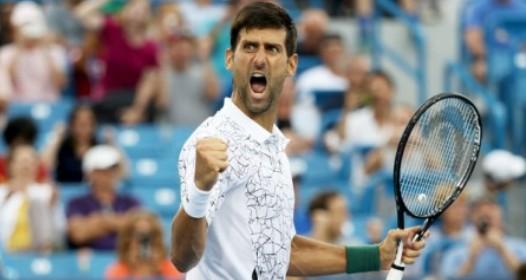 ATP MASTERS 1000 TURNIR SINSINATI 2018: Novak kroz pakao do polufinala, ostao dvokorak do jedine velike titule koja nedostaje