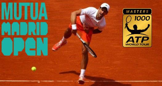 ATP MASTERS 1000 TURNIR U MADRIDU 2019: Novak Đoković u četvrtfinalu, najbolji teniser sveta i 13. put baksuzan za Žeremija Šardija