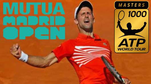 ATP MASTERS 1000 TURNIR U MADRIDU 2019: Novak bolji od Dominika Tima, rival u finalu Stefanos Cicipas